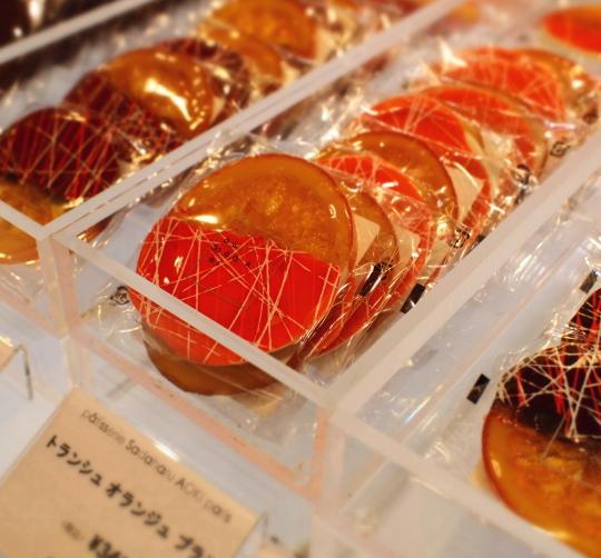東京焼きマカロンショコラ 口コミ ブログ