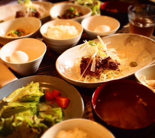 新百合ヶ丘 生姜料理